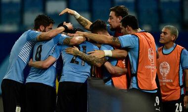 Боливия – Уругвай – 0:2. Видео голов и обзор матча