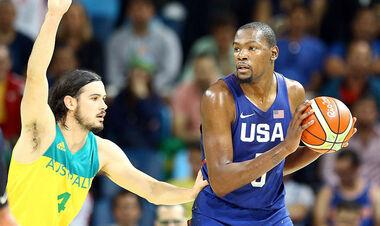 Определен финальный состав сборной США на Олимпийские игры