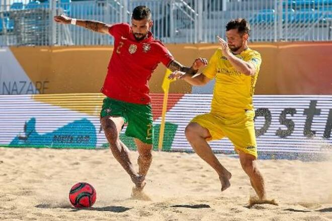 Украина - Португалия – 1:0. Текстовая трансляция матча