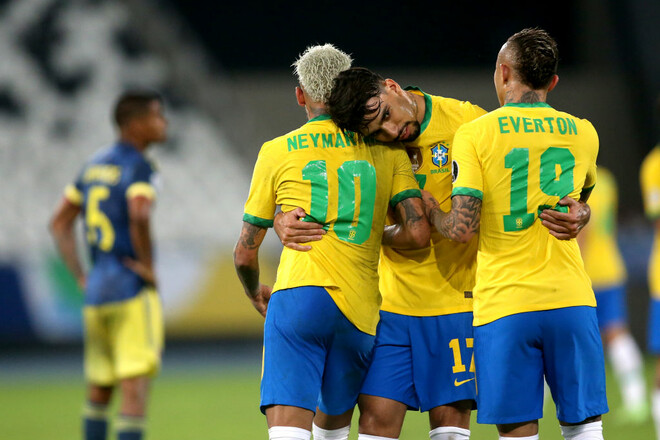 Бразилия – Эквадор. Прогноз на матч Дмитрия Козьбана
