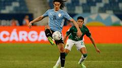 Уругвай виграв у Болівії і вийшов у плей-оф Кубка Америки