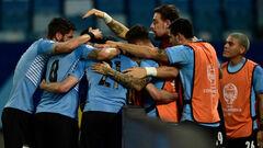 Болівія – Уругвай – 0:2. Відео голів та огляд матчу