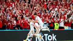 Де дивитися онлайн матч 1/8 фіналу Євро-2020 Уельс – Данія