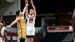 Киев-Баскет подписал перспективного украинца из NCAA
