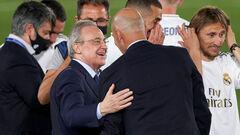 Флорентіно ПЕРЕС: «Зідан мріє очолити збірну Франції»
