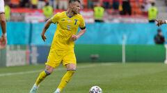 ФОТО. Ярмоленко попал в символическую сборную группового этапа Евро-2020