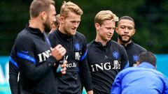 Где смотреть онлайн матч 1/8 финала Евро-2020 Нидерланды – Чехия