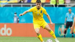 Маліновський – в п'ятірці найкращих за створеними моментами на Євро-2020