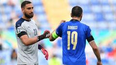 Італія — Австрія. Прогноз і анонс на матч 1/8 фіналу Євро-2020