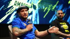 Чемпион Bellator Ярослав Амосов после победы рассказал о дальнейших планах