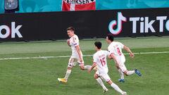 Уельс – Данія. 1/8 фіналу Євро-2020. Дивитися онлайн. LIVE трансляція