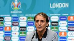 Роберто МАНЧИНИ: «В матче с Австрией надо быть очень внимательными»