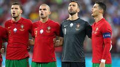 Бельгия – Португалия. Прогноз и анонс на матч 1/8 финала Евро-2020