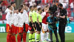 Уельс – Данія – 0:4. Відео голів та огляд матчу