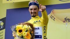 Тур де Франс. Алафилипп выиграл первый этап