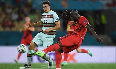 Чемпион сложил полномочия. Сборная Бельгии удержала победу над Португалией