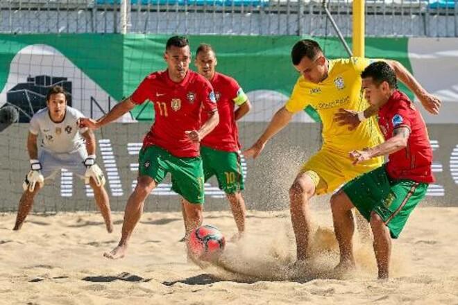 Украина выиграла у Португалии и вышла в финал отбора чемпионата мира