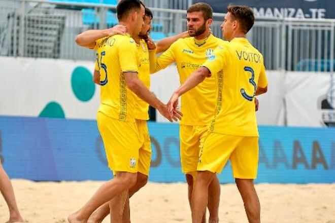Испания - Украина – 5:2. Текстовая трансляция матча