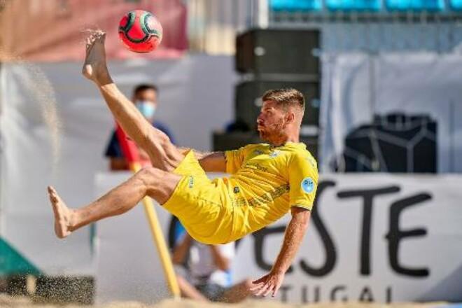 Сборная Украины проиграла в финальном матче отбора на чемпионат мира