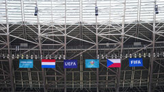 Нидерланды – Чехия – 0:2. Текстовая трансляция матча
