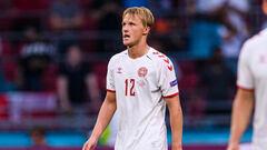 Дольберг – перший датчанин, який забив гол в плей-оф Євро з 1992 року