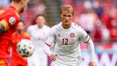 ФОТО. Вполне заслуженно. Назван лучший игрок матча Уэльс – Дания