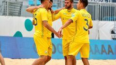 Іспанія - Україна – 5:2. Текстова трансляція матчу