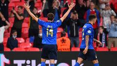 ВІДЕО. Красивий гол К'єзи. Італія забиває у ворота Австрії