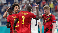 Бельгия – Португалия. 1/8 финала Евро-2020. Смотреть онлайн LIVE трансляция