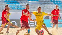 Іспанія – Україна. Фінал відбору ЧС-2021. Дивитися онлайн. LIVE трансляція