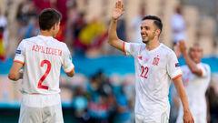 Хорватия – Испания. Прогноз и анонс на матч 1/8 финала Евро-2020