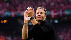 Головний тренер збірної Данії: «Мої хлопці - справжні воїни»