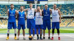 Украина победила Великобританию в отборе на Евробаскет 3х3