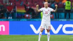 Данія стала автором 40-ї великої перемоги у фінальних турнірах ЧЄ