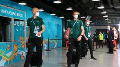 Нидерланды — Чехия: стартовые составы команд