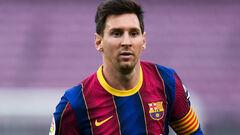 Источник: Месси договорился о продлении контракта с Барселоной