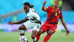 Бельгия – Португалия – 1:0. Видео гола Торгана Азара и обзор матча