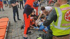 Во время полумарафона во Львове умер 23-летний бегун