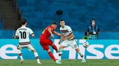 ВИДЕО. Торган Азар дальним ударом открыл счет для Бельгии