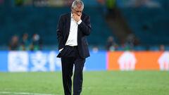 Фернанду САНТУШ: «Мы разочарованы и очень расстроены»