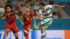 Хавбек Португалии: «Бельгии повезло, у них не было ни одного момента»