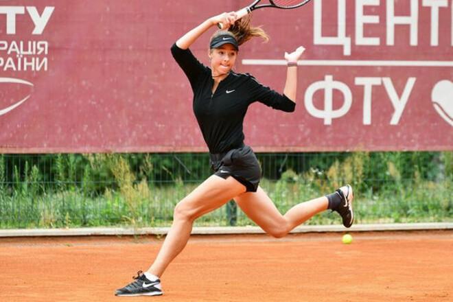 Украинка Соболева сыграет на турнире ITF во Вроцлаве