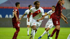 Венесуэла – Перу – 0:1. Видео гола и обзор матча