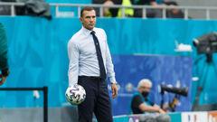 Шевченко вспомнил исторический матч против Швеции