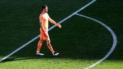 ВІДЕО. Неймовірно курйозний гол Хорватії в ворота Іспанії