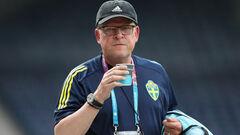 Тренер Швеції: «Маємо фізичну перевагу над українцями»