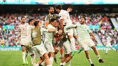 ВИДЕО. Пять-три! Испания забила Хорватии два гола в экстратайме
