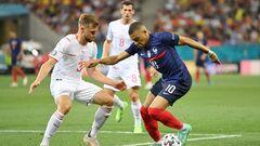 ВИДЕО. Великая битва с сенсационным итогом. Обзор матча Франция - Швейцария