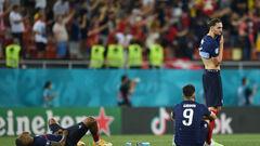 Сітка плей-оф Євро-2020. Підсумки ігрового дня: Іспанія зіграє з Швейцарією