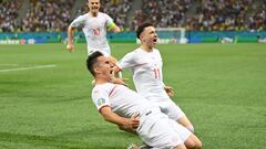 ВИДЕО. Невероятно! Швейцария сделала камбэк в матче с Францией